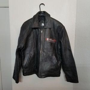 Vintage Planet Hollywood Leather Jacket. AMAZING!